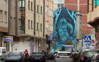 Carballo's walls: among the best in the world