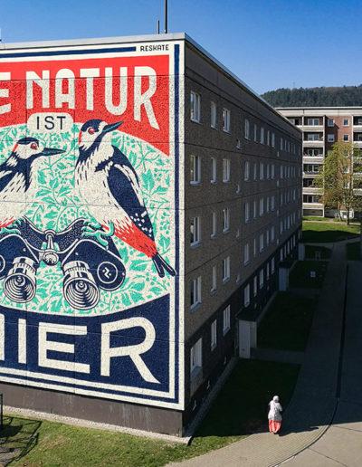 Reskate - Mural en Jena