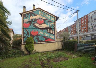Reskate - Mural en Loiola
