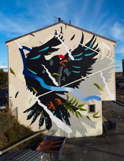 Wall by Sabek