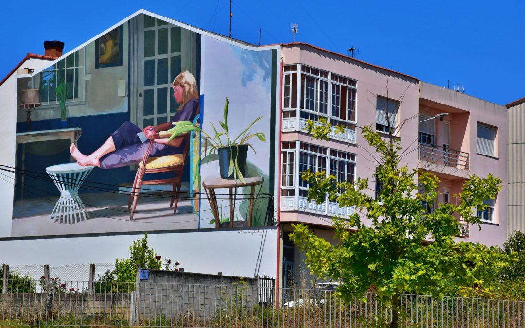 Todos los murales del Rexenera Fest 2020