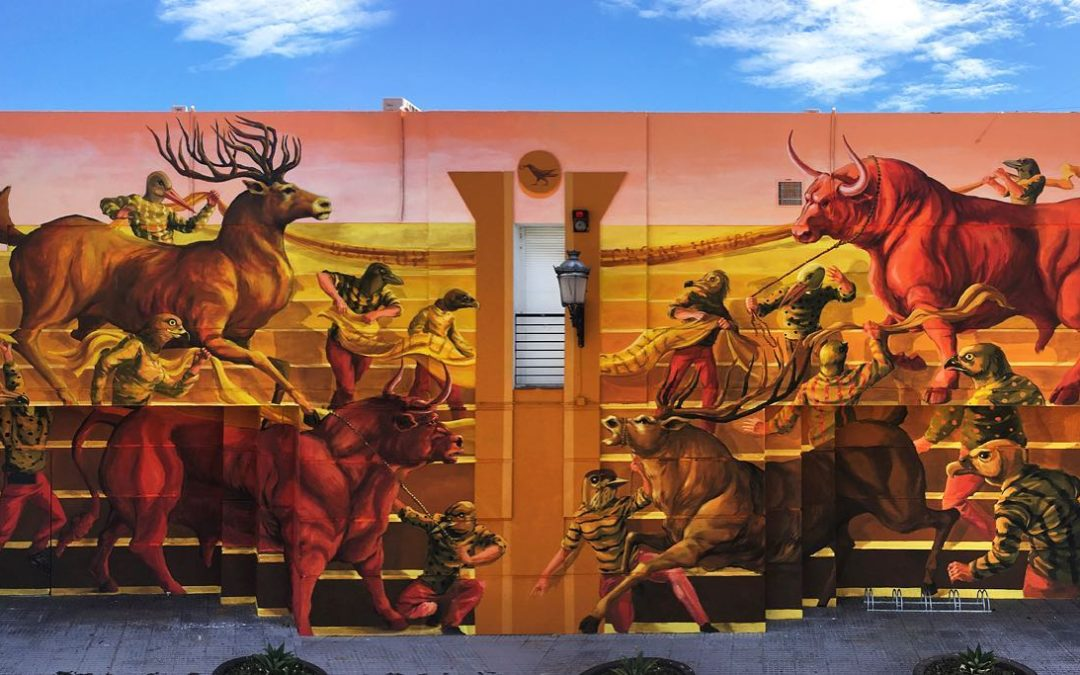 Franco Fasoli: el toque internacional del Rexenera Fest 2021