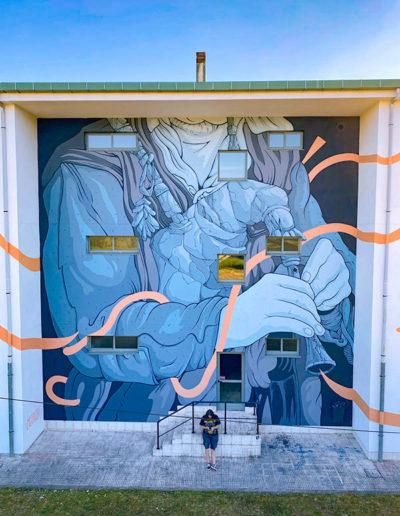 Mural de Mutante Creativo