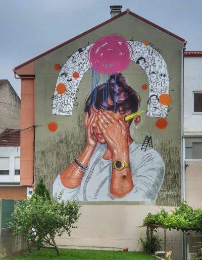Mural de Ana Langeheldt