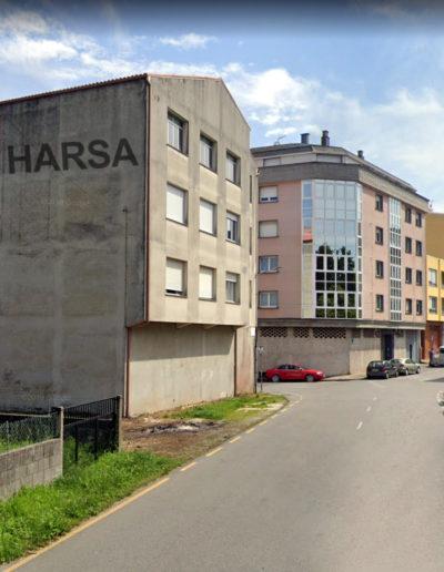 Mural de Harsa - Rúa Camelias