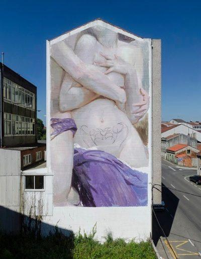 Mural de Iván Floro - Van Vuu